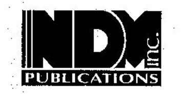 NDM PUBLICATIONS INC.
