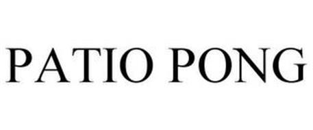 PATIO PONG