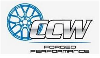 CCW FORGED PERFORMANCE