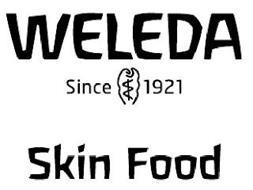 WELEDA SINCE 1921 SKIN FOOD
