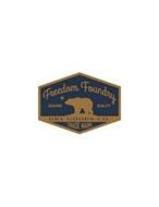 FREEDOM FOUNDRY GENUINE QUALITY DRY GOODS CO. TRADE MARK