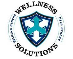 WELLNESS SOLUTIONS HELPING OTHERS HELP OTHERS