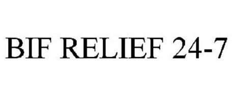 BIF RELIEF 24-7