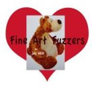 FINE ART FUZZERS BY JUDY WELSH