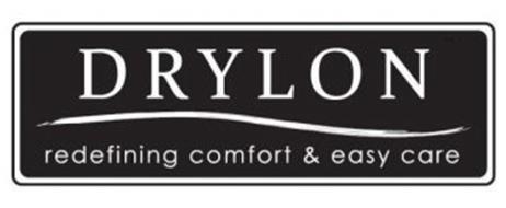 DRYLON REDEFINING COMFORT & EASY CARE