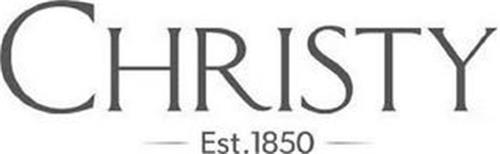 CHRISTY EST. 1850