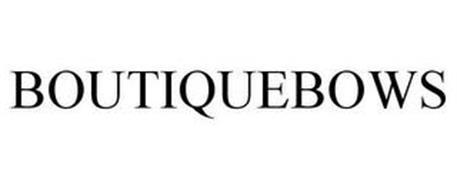 BOUTIQUEBOWS