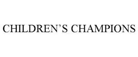 CHILDREN'S CHAMPIONS