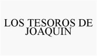 LOS TESOROS DE JOAQUIN