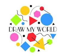 DRAW MY WORLD