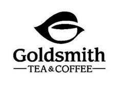 G GOLDSMITH TEA & COFFEE