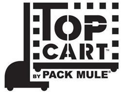 TOP CART BY PACK MULE