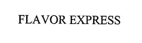 FLAVOR EXPRESS