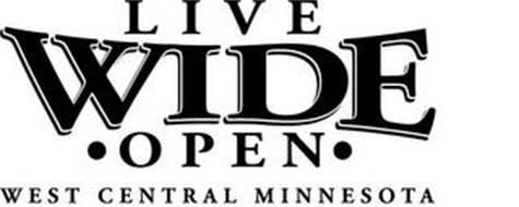LIVE WIDE OPEN WEST CENTRAL MINNESOTA