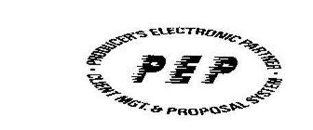 PEP PRODUCER'S ELECTRONIC PARTNER CLIENT MGT. & PROPOSAL SYSTEM