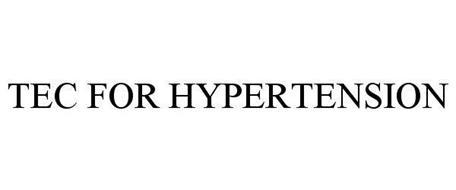 TEC FOR HYPERTENSION
