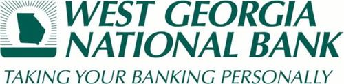 WEST GEORGIA NATIONAL BANK TAKING YOUR BANKING PERSONALLY