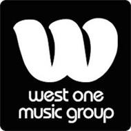 W WEST ONE MUSIC GROUP