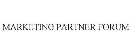 MARKETING PARTNER FORUM