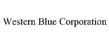 WESTERN BLUE CORPORATION