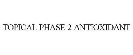 TOPICAL PHASE 2 ANTIOXIDANT