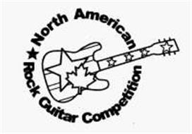 NORTH AMERICAN ROCK GUITAR COMPETITION