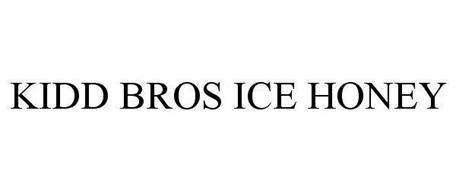 KIDD BROS ICE HONEY