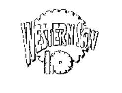 WESTERN SAW