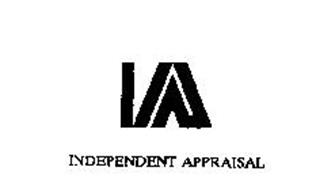 IA INDEPENDENT APPRAISAL