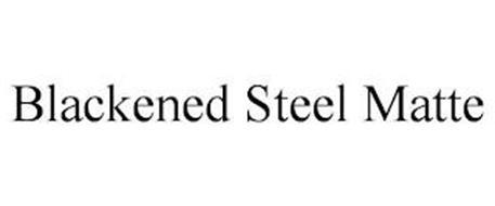 BLACKENED STEEL MATTE