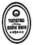 TSINGTAO DARK BEER