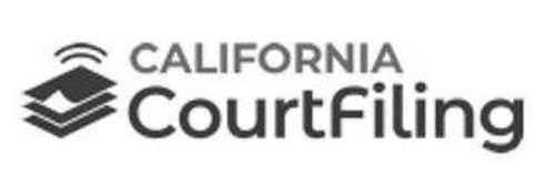 CALIFORNIA COURTFILING