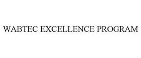 WABTEC EXCELLENCE PROGRAM
