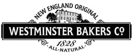 NEW ENGLAND ORIGINAL WESTMINSTER BAKERS CO. 1828 ·ALL-NATURAL·