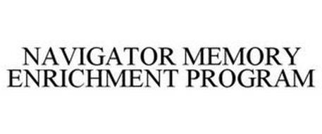 NAVIGATOR MEMORY ENRICHMENT PROGRAM