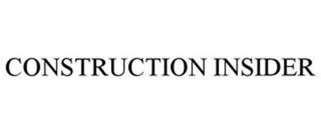 CONSTRUCTION INSIDER