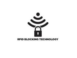 RFID BLOCKING TECHNOLOGY
