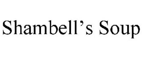 SHAMBELL'S SOUP