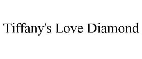 TIFFANY'S LOVE DIAMOND