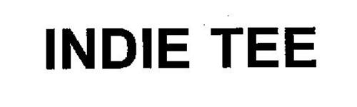 INDIE TEE Trademark of Westside Project, Inc.. Serial ...