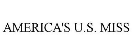 AMERICA'S U.S. MISS