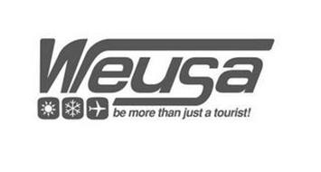 WEUSA BE MORE THAN JUST A TOURIST!