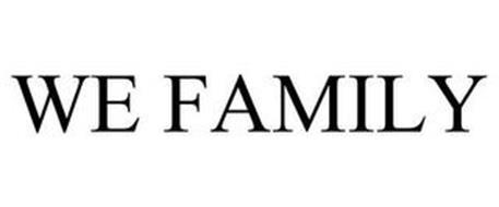 WE FAMILY