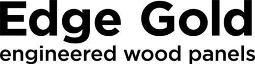 EDGE GOLD ENGINEERED WOOD PANELS