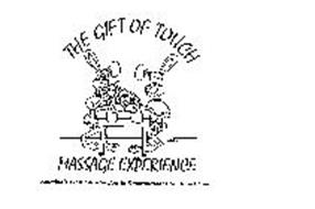THE GIFT OF TOUCH MASSAGE EXPERIENCE AMERICA'S FIRST INTRODUCTION TO RECREATIONAL STRUCTURED TOUCH