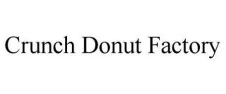 CRUNCH DONUT FACTORY