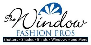 THE WINDOW FASHION PROS SHUTTERS SHADES BLINDS WINDOWS AND MORE