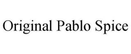 ORIGINAL PABLO SPICE