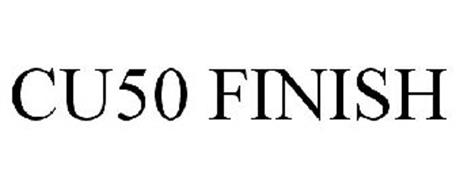 CU50 FINISH