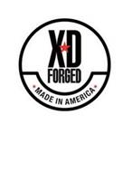 XD FORGED MADE IN AMERICA